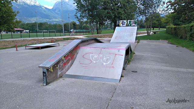 Skatepark Saint Jorioz