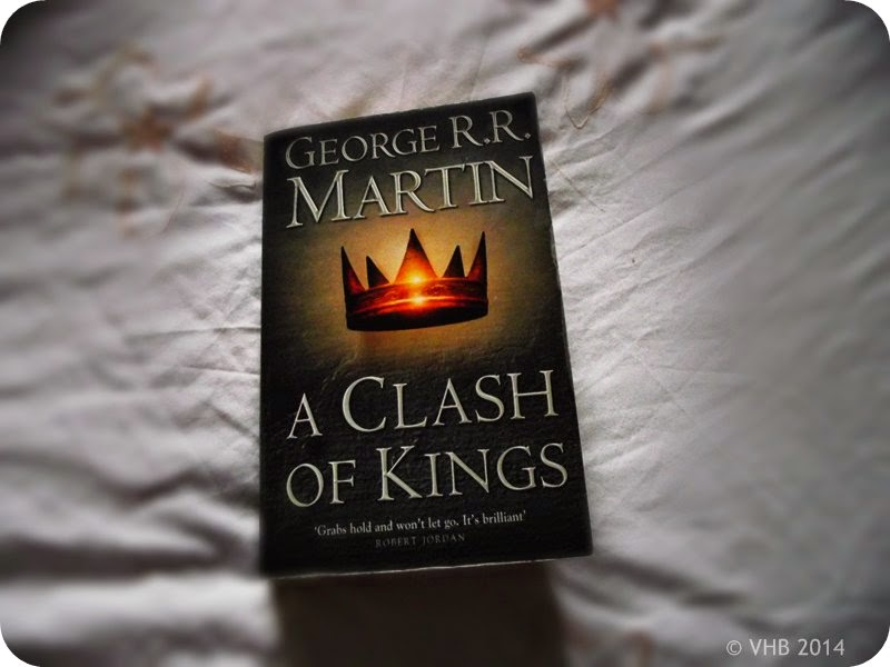 game of thrones book 2 clash of kings