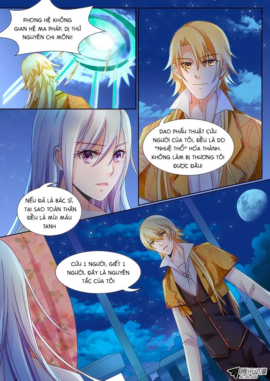 Chước Chước Lưu Ly Hạ Chap 13