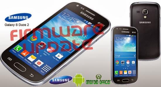 Samsung Galaxy S Duos 2 GT-S7582