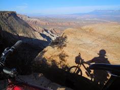 Mountain Biking and Camping