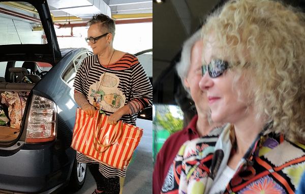 40-plus blogger meetup Vancouver, Bag and a Beret, Melanie Kobayashi