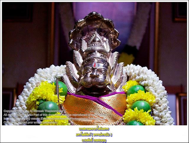 เทวรูป องค์พระศรีมหาปรัศยังกีล่า จากประเทศอินเดีย แห่งเดียวในประเทศไทย