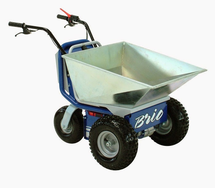 Zallys Mini Dumpers Made In Italy Quality Motorized