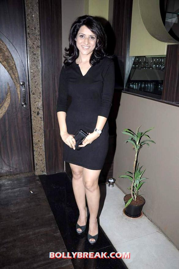 Simple Kaul - (10) - Hot Tv Babes at Audio release of 'Anjaani Si' album