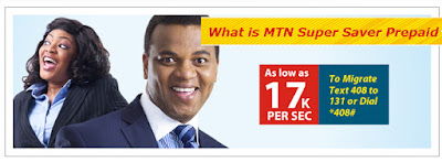 MTN super prepaid plan image - TechBase