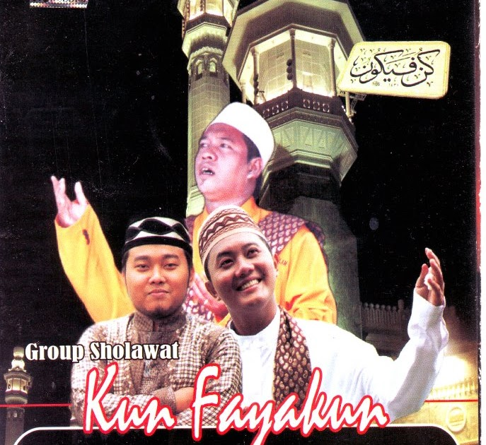 """Download Lagu Atouna El: Sholawat Al Banjari """"Kunfayakun"""""""