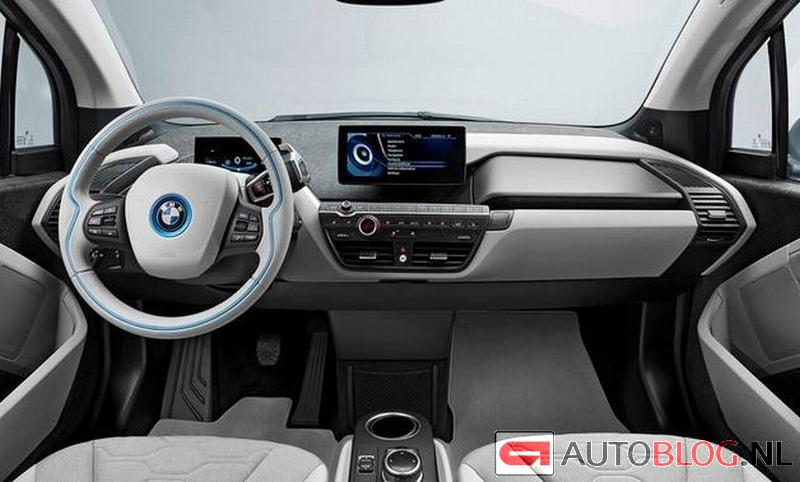 the electric bmw i3: july 2013