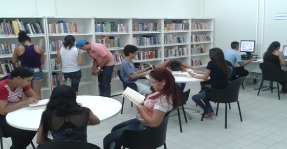 Biblioteca beneficia mais de 10 mil trabalhadores em busca de emprego