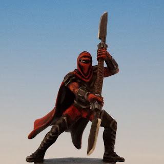 Royal Guard Captain, Imperial Assault FFG (2015, sculpted by Benjamin Maillet)
