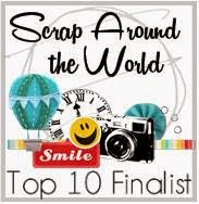 "Scrap Around The World ""9th place December 2015"""