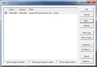 VirtualDub adicionar filtros em vídeos 5 (aplicação)