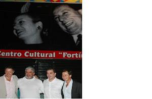 Dirigentes de Propuesta Peronista