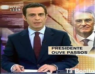 Cavaco Silva ouve Passos anedota