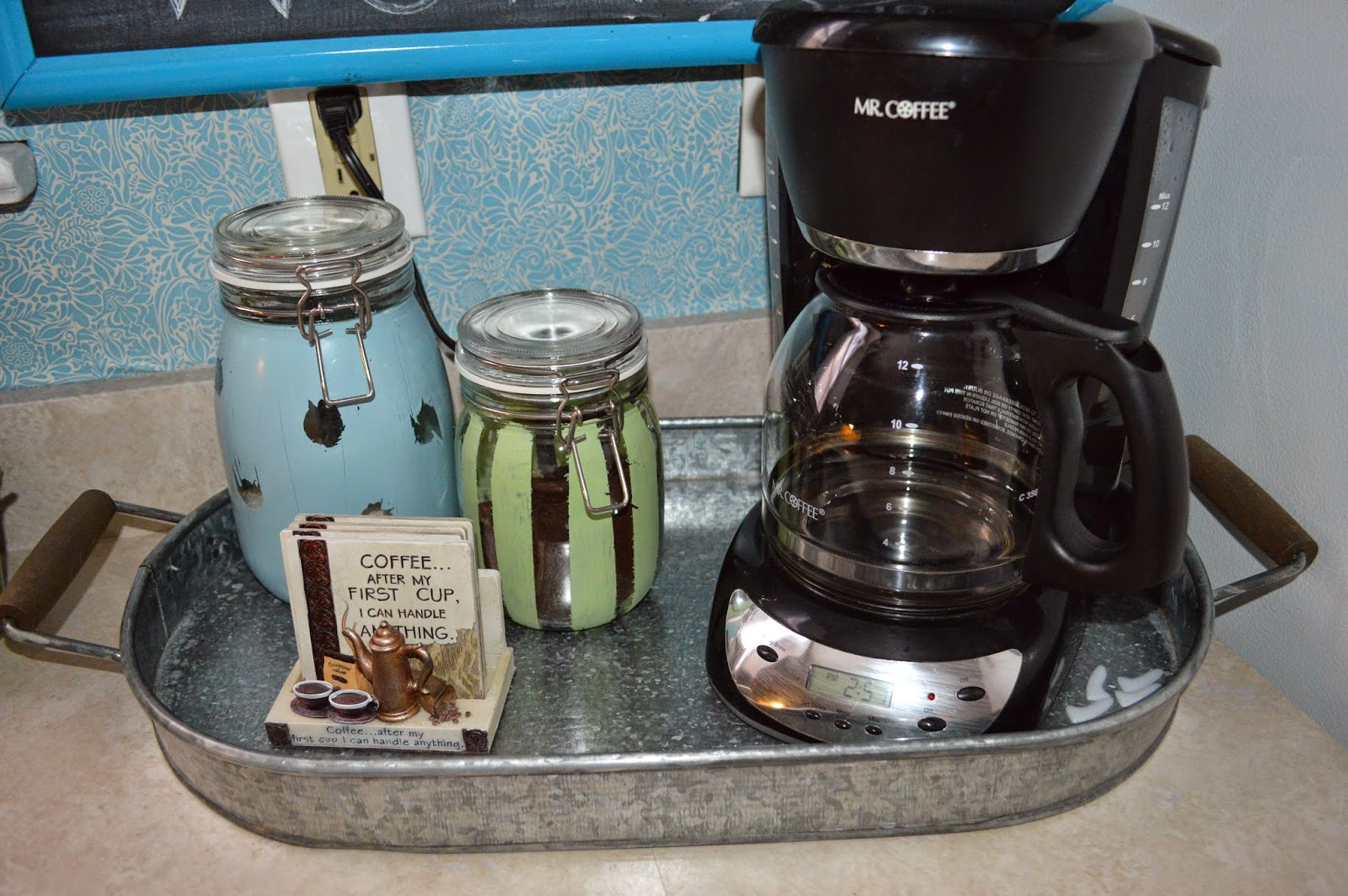 share your coffee station with me via instagram unique diy coffee station