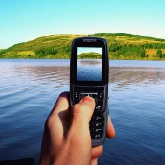 Trik Memotret Dengan Kamera Ponsel [ www.BlogApaAja.com ]