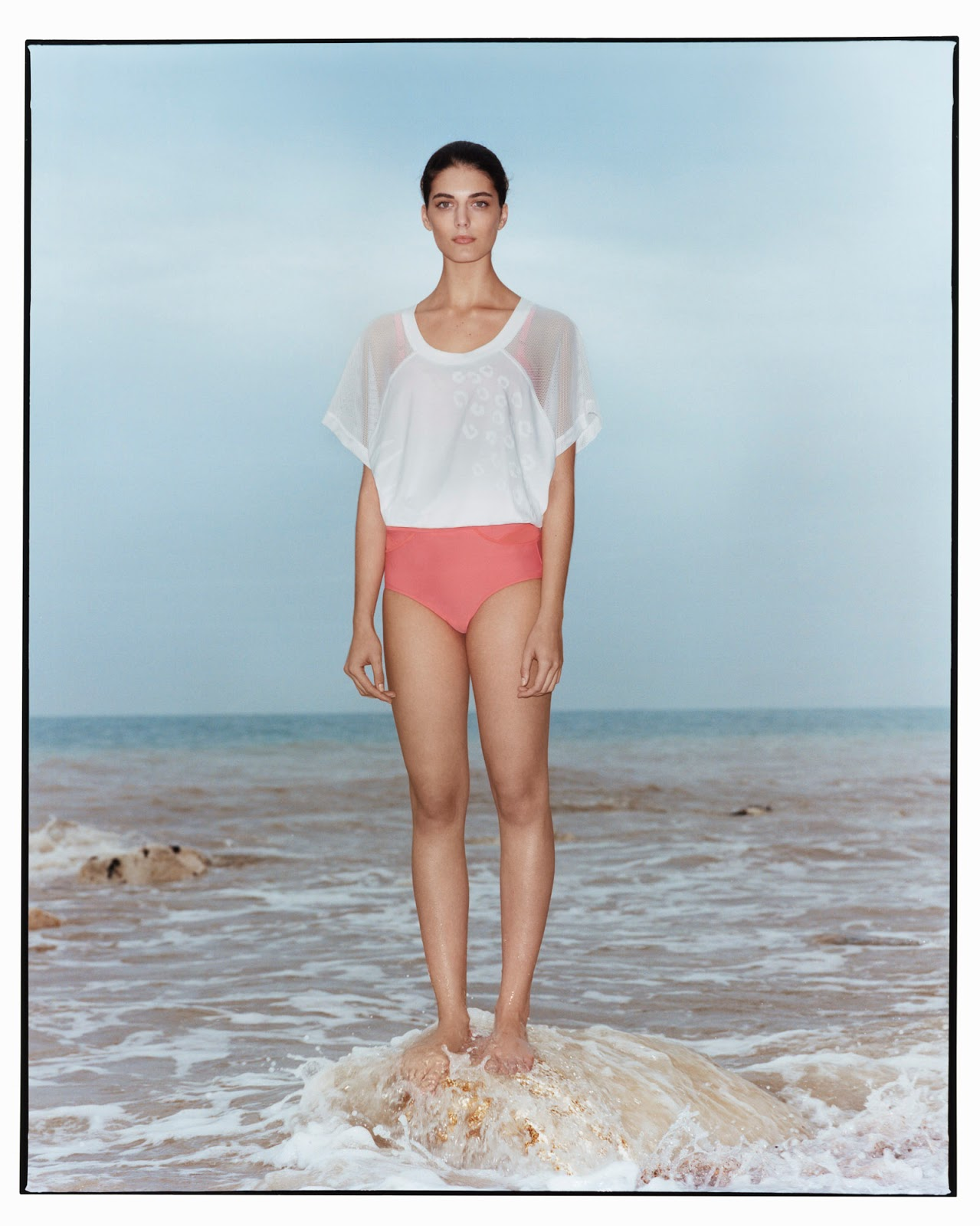 Adidas by Stella McCartney spring summer 2014 lookbook