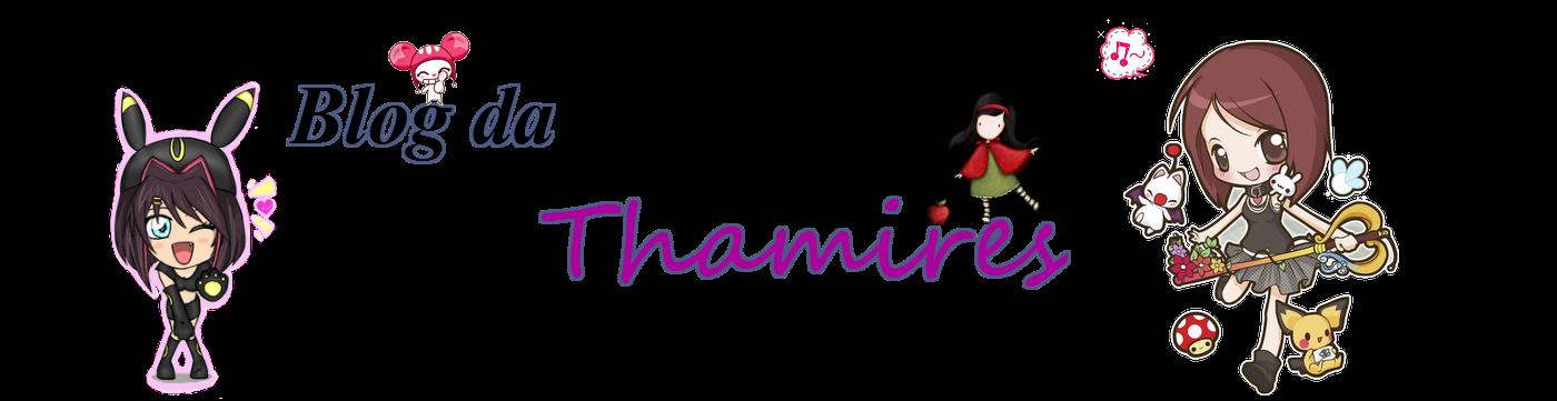 Blog da Thamires