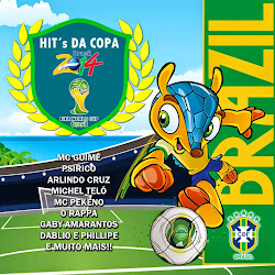 CAPA Download   Hits da Copa – Brasil 2014