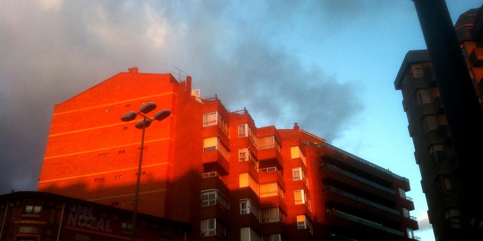 El sol se pone, 2014 Abbé Nozal