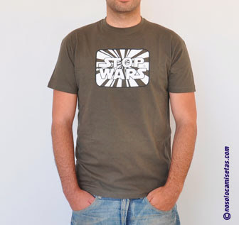 http://www.nosolocamisetas.com/camiseta-stop-wars