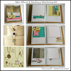Mini-Album & Necklace Kit