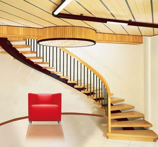 Interior Home Decoration Indoor Stairs Design Pictures