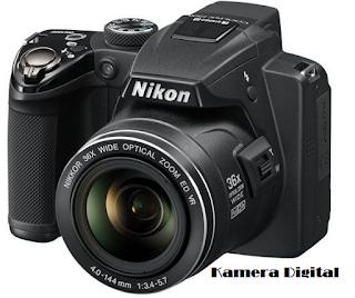 Gambar Kamera Digital