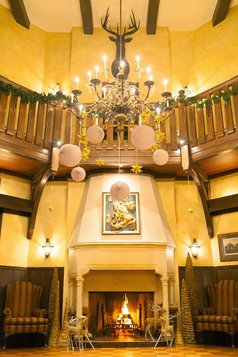 reception hall st.georges golf and country club wedding photo