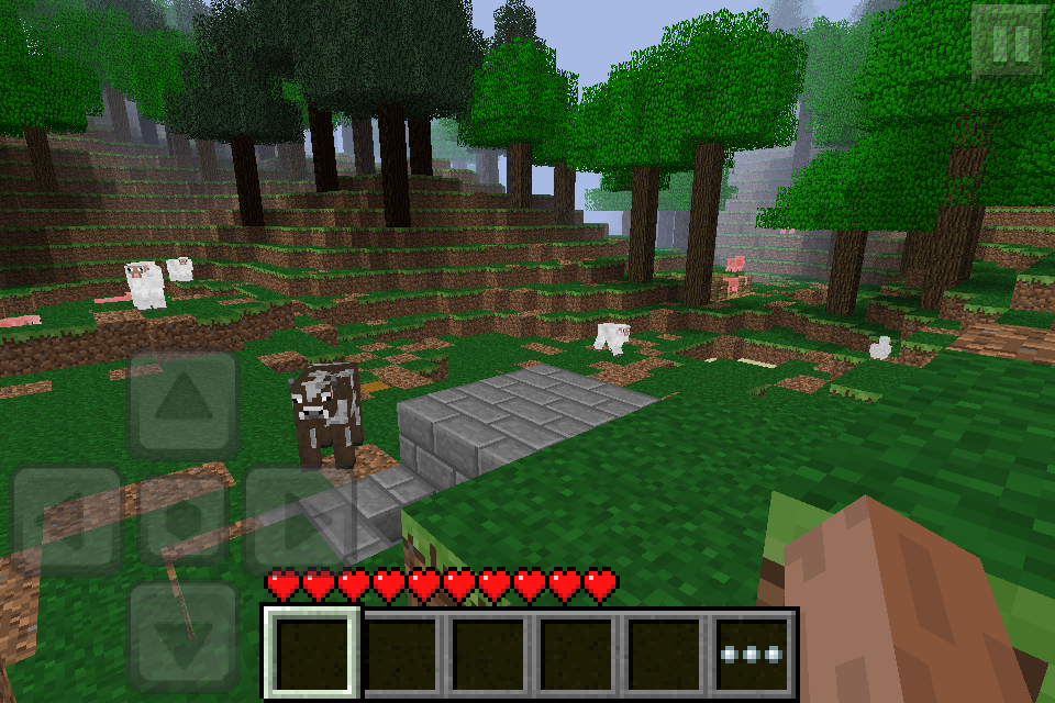 how to find redstone in minecraft pocket edition