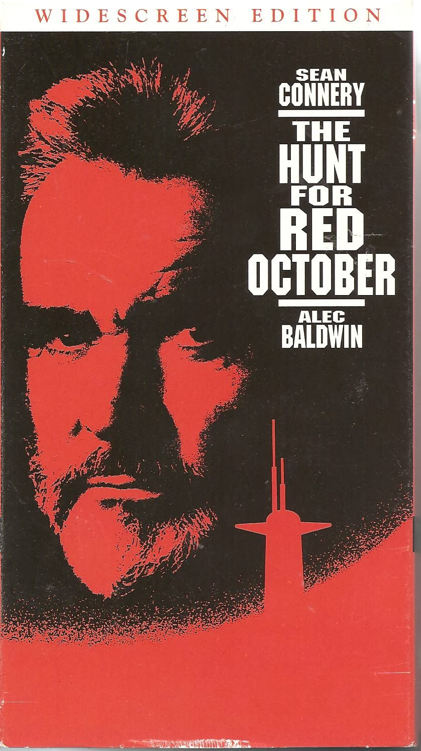The Hunt for Red October (1990) directed by John ...