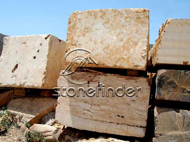 Travertine Raw