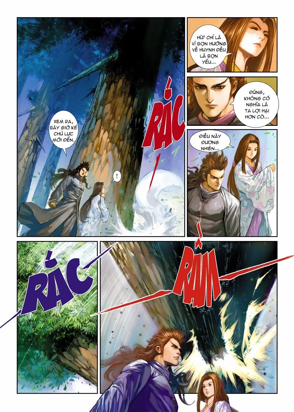 Thần Binh Tiền Truyện 4 - Huyền Thiên Tà Đế chap 3 - Trang 29