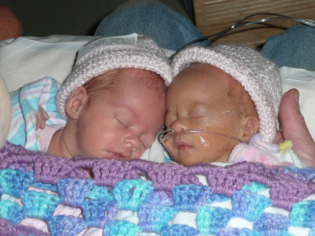 Our Two Little Miracles | Twin Tough