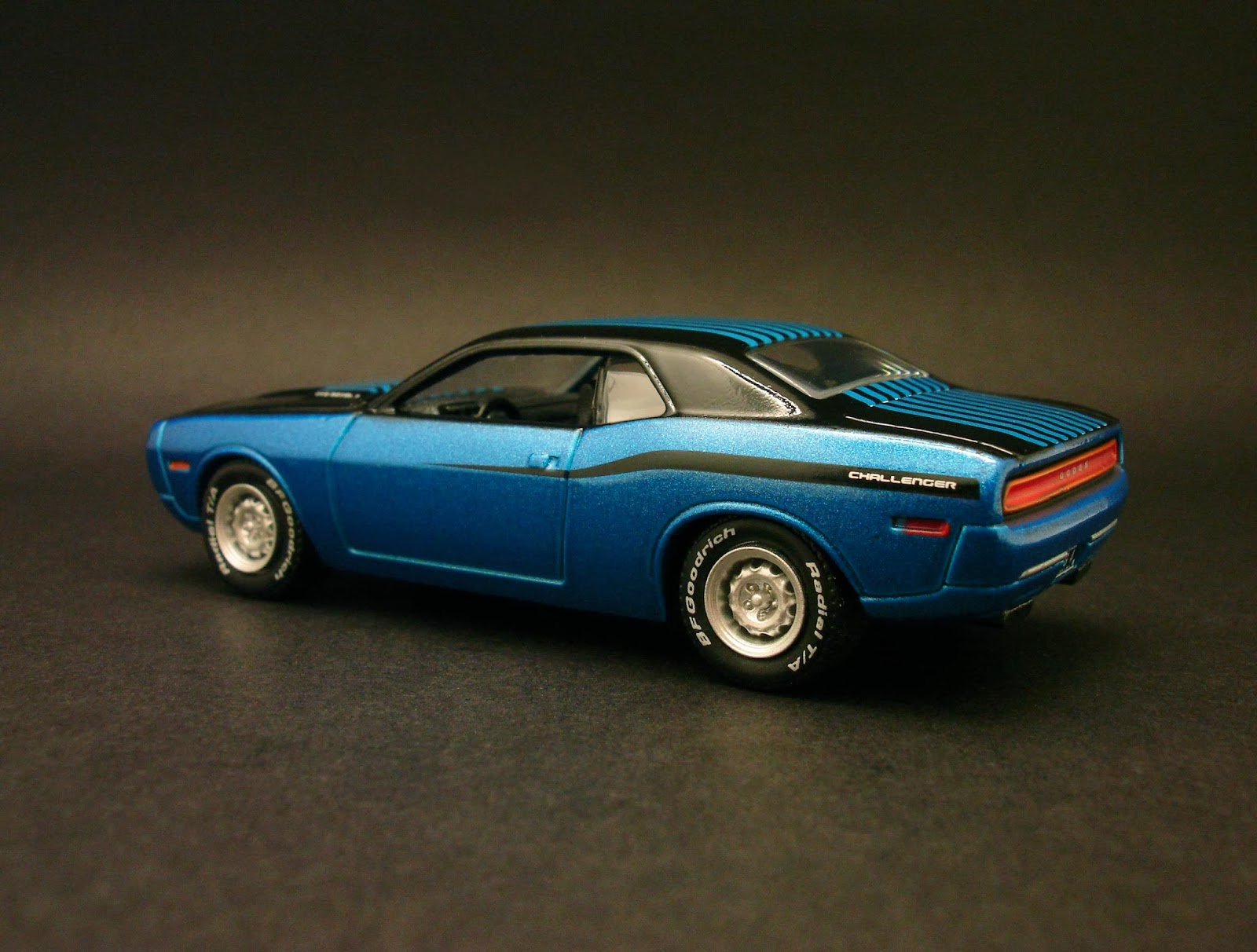 Custom 2006 Dodge Challenger Concept on camaro bandit car
