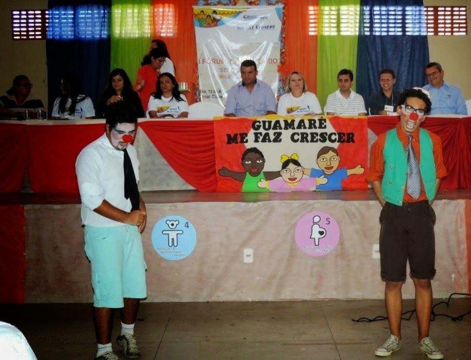 ATRAÇÃO CULTURAL NAS AÇÕES DO SELO UNICEF