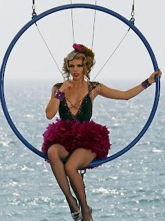 AnnaLynne McCord Nip Slip Upskirt Cleavage 90210 Redondo Beach