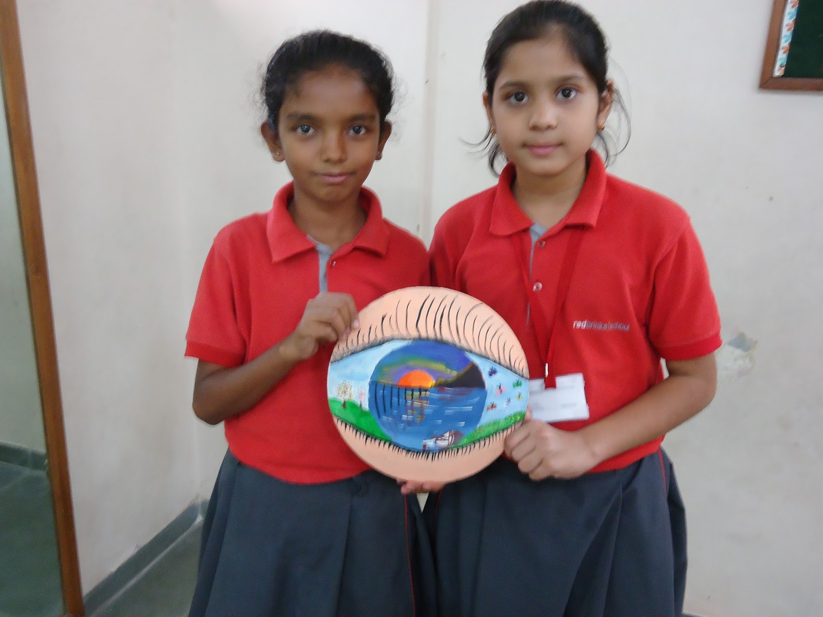 Redbricks school for Best out of waste ideas for college students