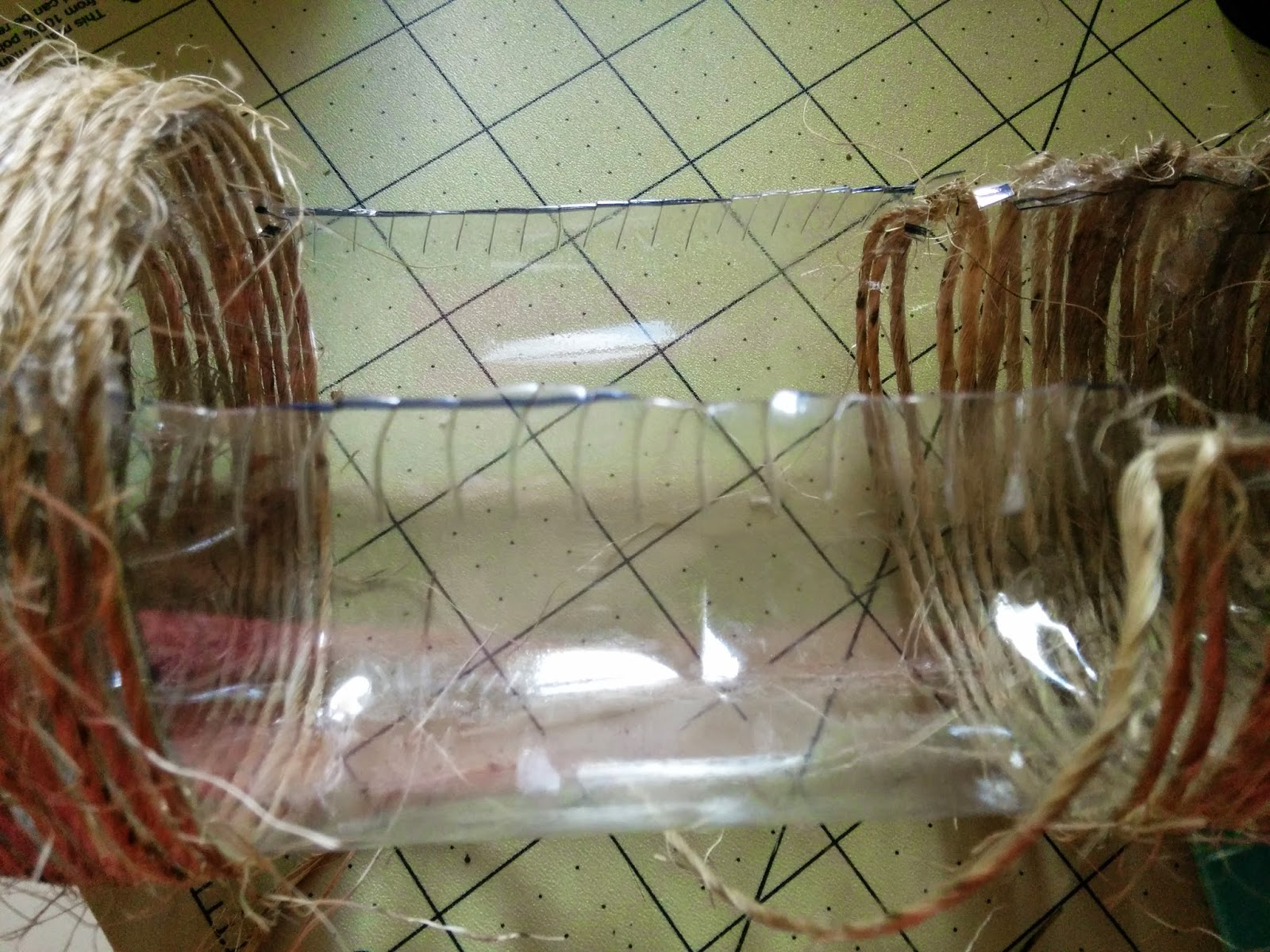 Шишка своими руками из пластиковых бутылок своими руками 75