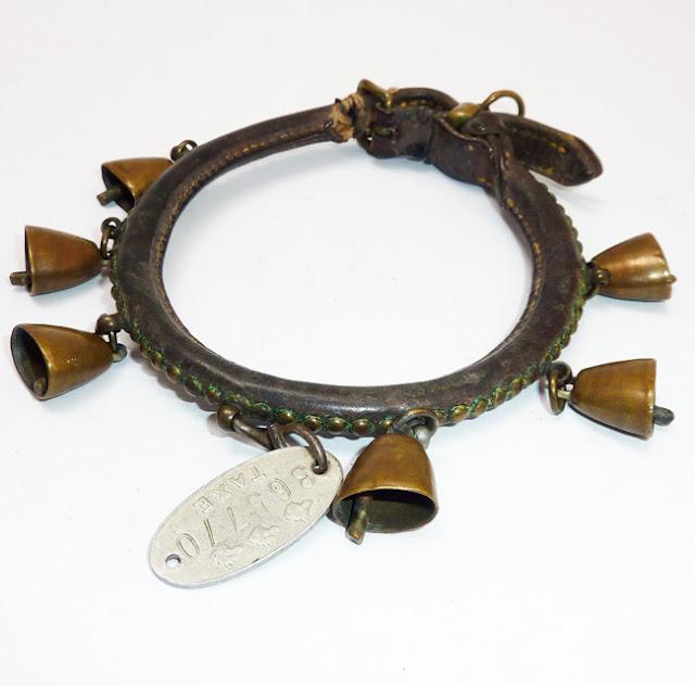victorian dog collar