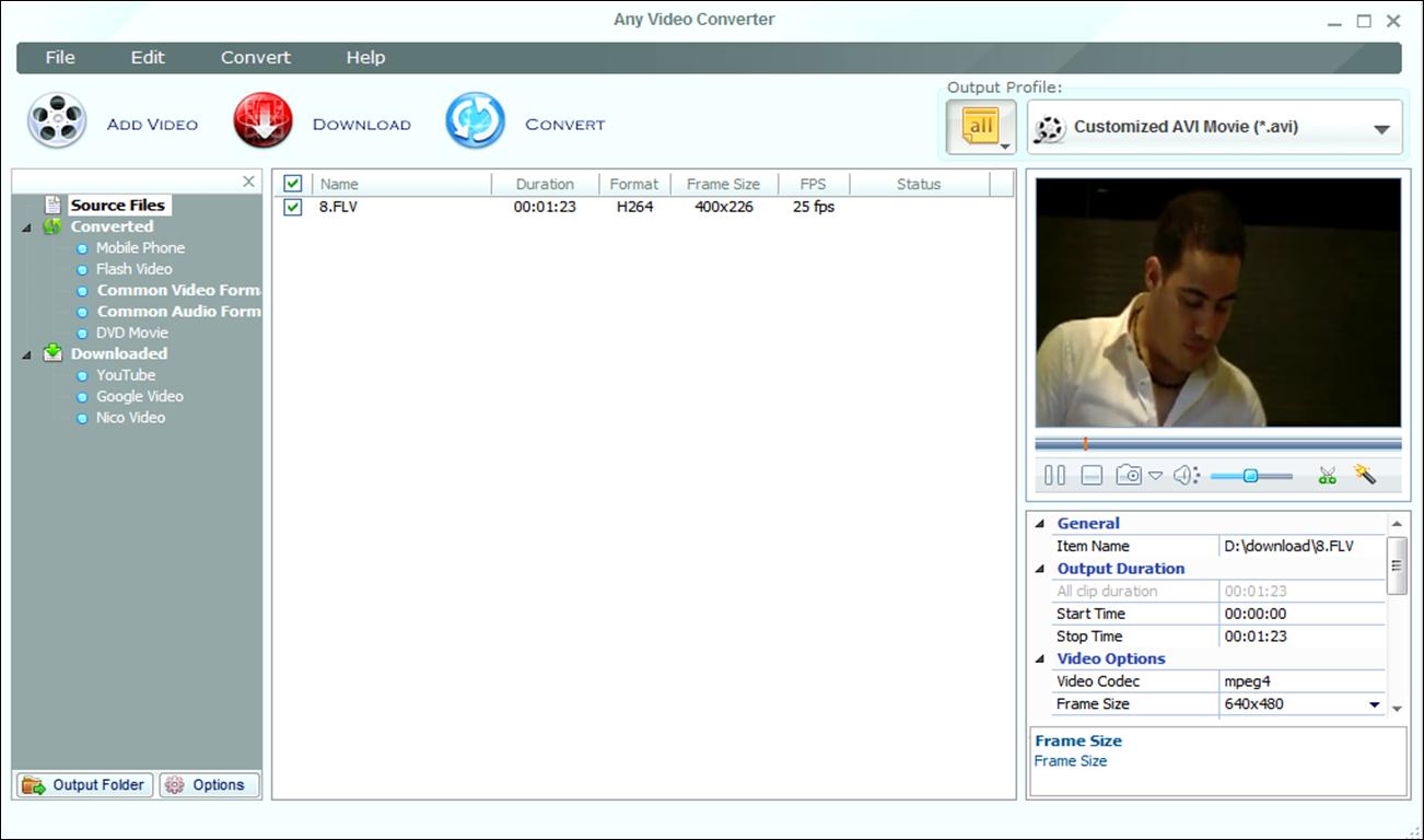 Allok MPEG4 Converter  Convert AVI MPEG WMV to MPEG4 MP4