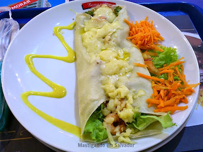 Restaurante Bonaparte: Crepe Lucerne