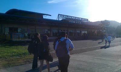 Francisco B. Reyes Airport - Busuanga