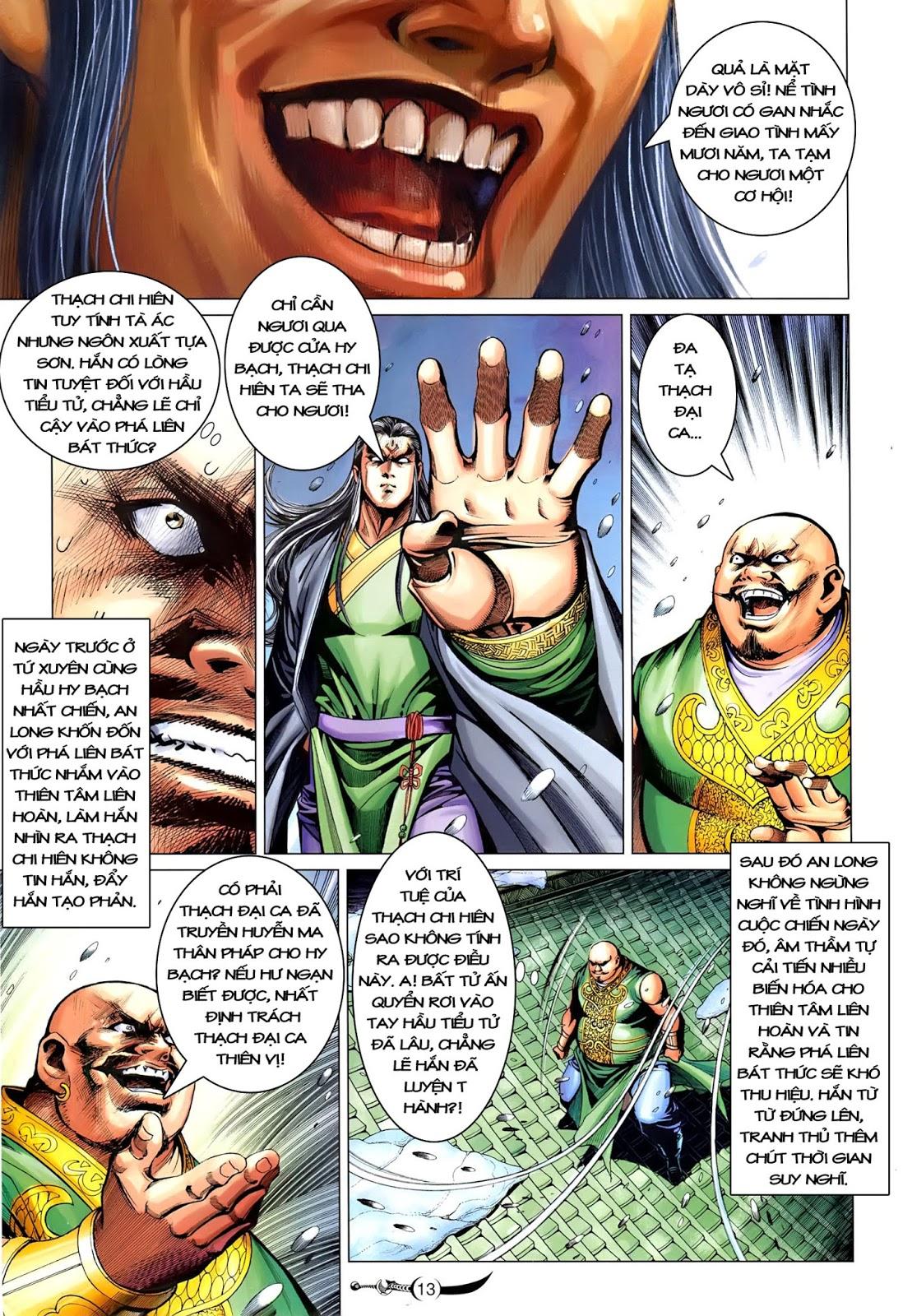 Đại Đường Song Long Truyện chap 218 - Trang 15