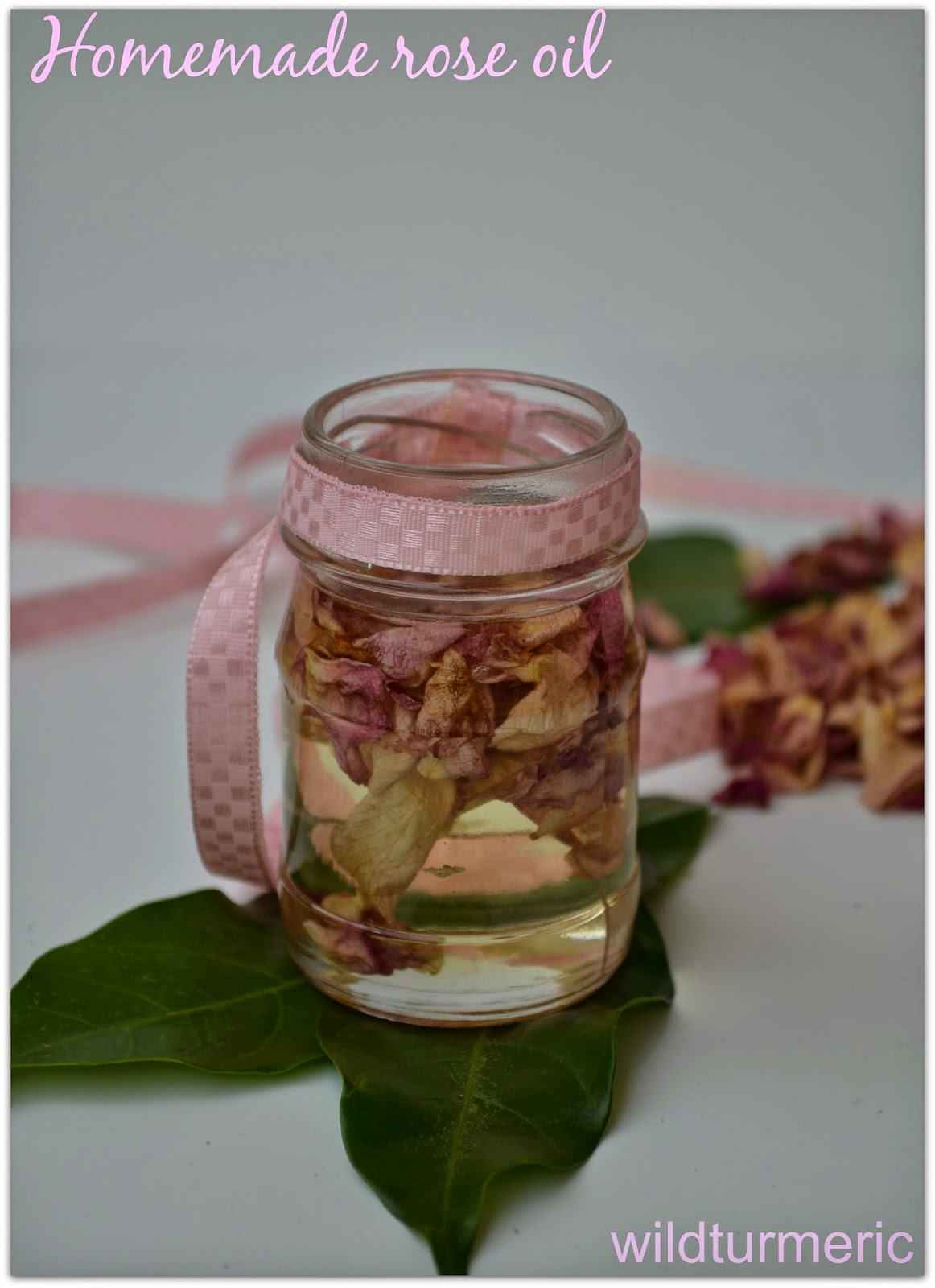 DIY Recipe: How to Make Rose Oil for Face, Skin & Hair + Uses & Benefits
