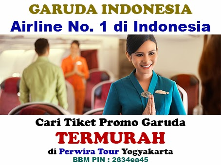 Garuda Indonesia - The Airline Of Indonesia