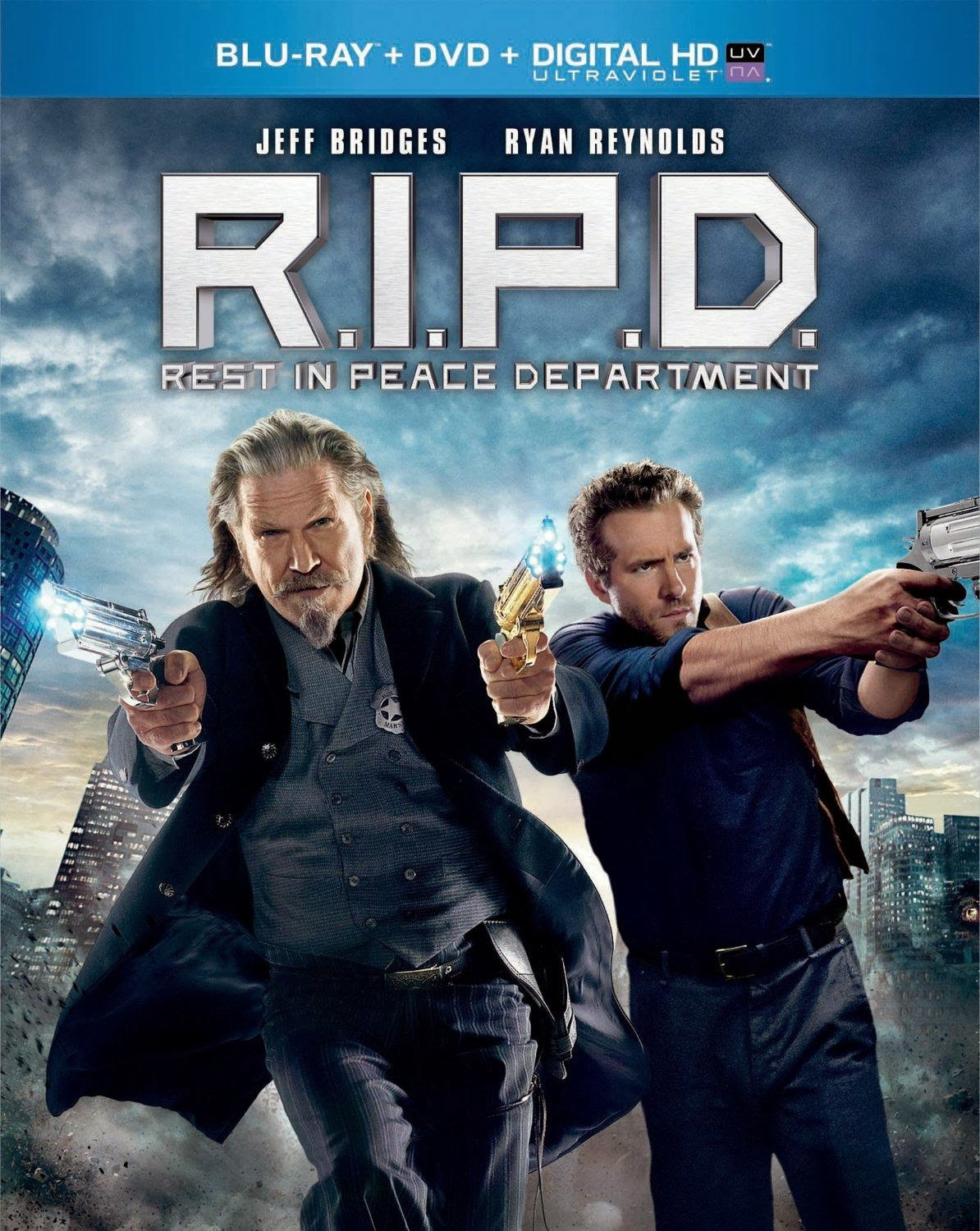 R.I.P.D. (2013) HD 720p | Full Movie Online