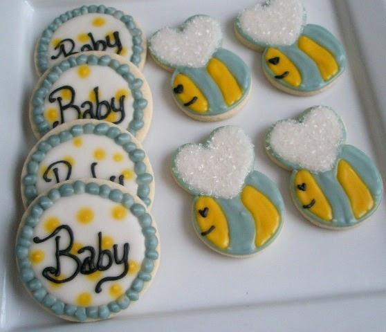 funfavors events bee theme baby shower inspiration