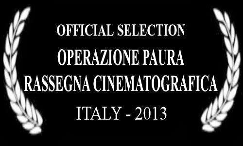 OPERAZIONE PAURA RASSEGNA CINEMATOGRAFICA