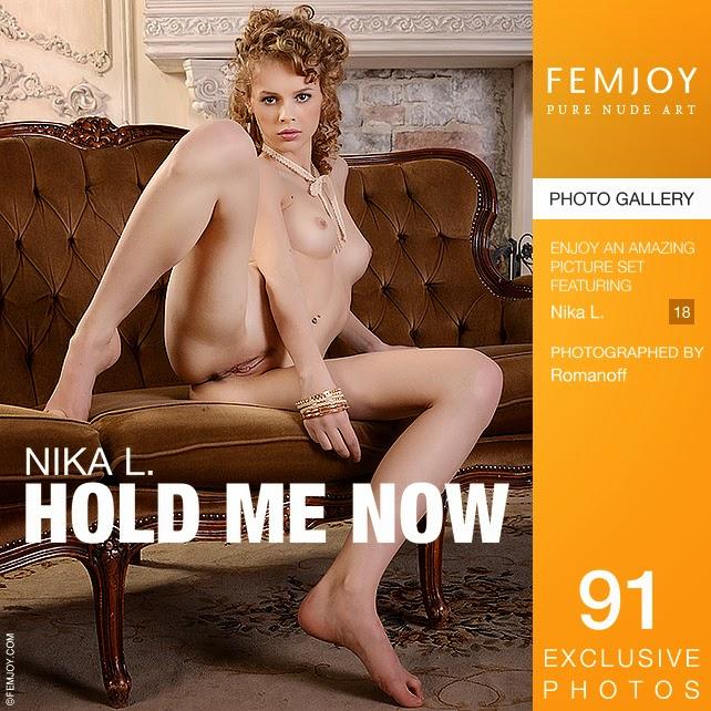 Uowmjok5-30 Nika L - Hold Me Now 07110